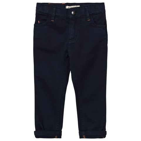 Billybandit Navy 5 Pocket Trouser