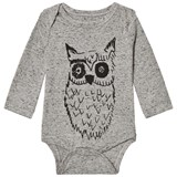 Soft Gallery Grey Melange Big Owl Body