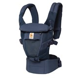 Ergobaby Deep Blue Cool Air Mesh Performance Adapt Baby Carrier