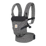 Ergobaby Black Keith Haring Pop Original Adapt Baby Carrier