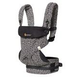 Ergobaby Black Original 360 Keith Haring Baby Carrier