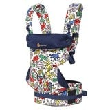 Ergobaby White Original 360 POP Keith Haring Baby Carrier