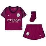Manchester City FC Manchester City FC Infants Away Kit