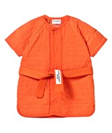 Bobo Choses Red Clay A Legend Padded Jacket