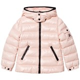 Moncler Light Pink 'Bady' Nylon Jacket Light Pink