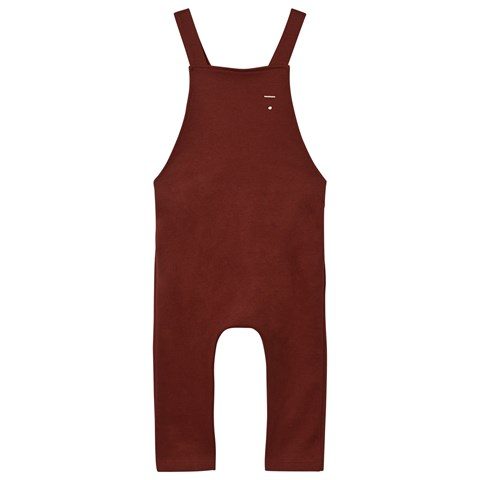 Gray Label Burgundy Overalls