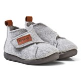 Kavat Grey Munkedal Textile Shoes
