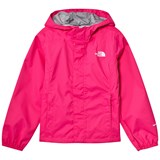 The North Face Pink Resolve Reflective Jacket