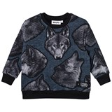 Molo Twilight Morell Wolf Sweater