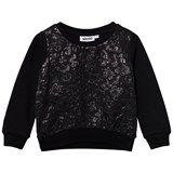 Molo Black Maya Sweater