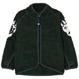 Molo Pine Grove Green Fleece Jacket