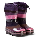 Molo Sejer Wellies Huckleberry stripe