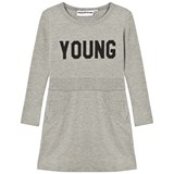 Gardner and The Gang Grey Young Jersey Dress