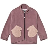 Molo Ushi Fleece Jacket Purple Mist