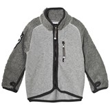 Molo Grey Fleece Jacket