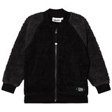 Molo Black Hooley Fleece Jacket