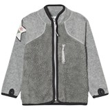 Molo Grey Uma Fleece Jacket