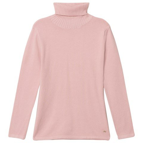 Mayoral Pale Pink Turtleneck