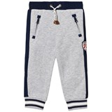 Timberland Kids Grey Marl Sweat Pants with Zip Pockets