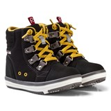 Reima Black Wetter Wash Reimatec® Shoes