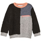 Stella McCartney Kids Black Maya Knit Jumper