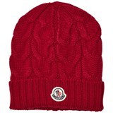 Moncler Beanie Red