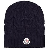 Moncler Beanie Navy