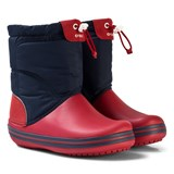Crocs Kids Crocband LodgePoint Boot K Navy/Red