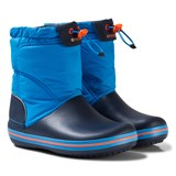 Crocs Kids Crocband LodgePoint Boot K Ocean/Navy