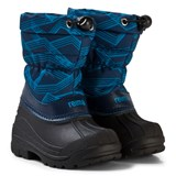 Reima Blue Nefar Winter Boots