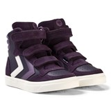 Hummel Stadil Leather Jr Nightshade