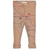 Bobo Choses Muted Pink Otariinae Leggings