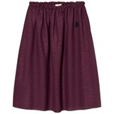 Bobo Choses Purple Tulle Maxi Skirt