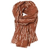 Bobo Choses Rust Tide Scarf