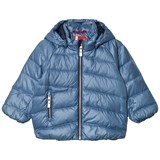 Reima Soft Blue Down Jacket