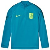Nike Blue Dry Neymar Squad Long Sleeve  Drill Top