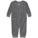 Hust&Claire Coveralls Wool Grey