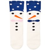 Bang Bang Copenhagen Blue Snow Family Knee Socks