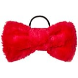 Bang Bang Copenhagen Red Furry Hair Bow