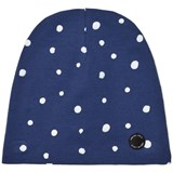One We Like Blue Dots Hat