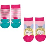Joules 2 Pack of Princess and the Frog Socks
