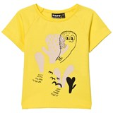 Papu Yellow Curious T-Shirt