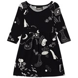 Papu Night In The Forest Gather Dress