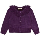 MarMar Copenhagen Purple Night Tilda Cardigan