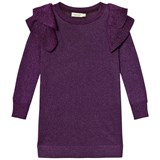 MarMar Copenhagen Purple Night Doillon Dress