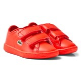 Lacoste Orange Infants Carnaby Evo 317 5 SPI Trainers