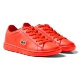 Lacoste Red Kids Carnaby Evo 317 5 SPC Trainers