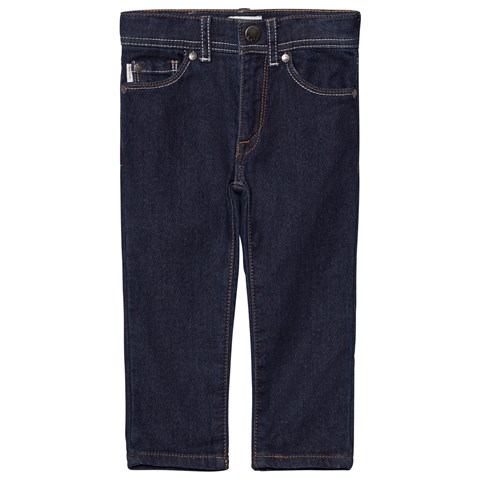 Paul Smith Junior Indigo Slim Fit Jog Jeans