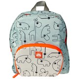 Done by Deer Blue Animal Print Backpack