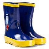Billybandit Blue Rocket Wellies